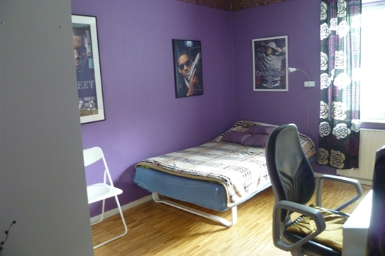 12 m2 rum i Malmö Centrum uthyres