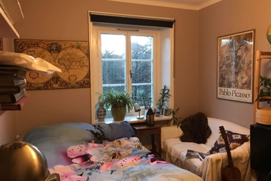 15 m2 rum i Stockholm Södermalm uthyres