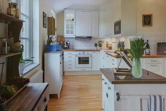 140 m2 bostadsrätt i Karlstad till försäljning